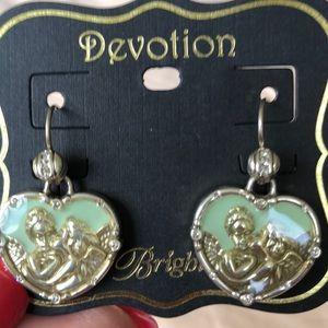 Brighton Devotion Earrings NWT